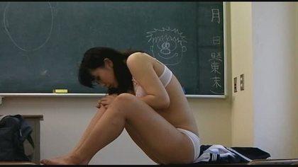 教え子中●生のスク水着替えを盗撮・流出させた変態教師328