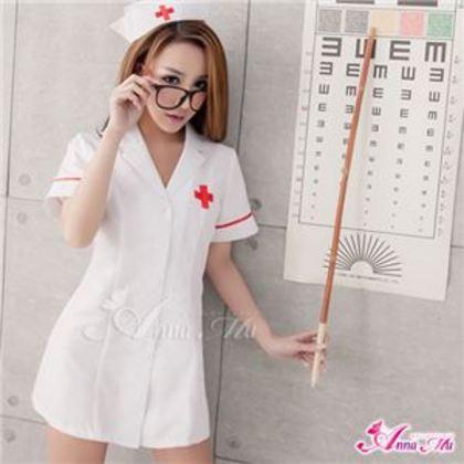 コスプレ コスチューム ナース ナース服 看護婦 衣装 制服 医者 女医 白衣 ミニワンピ 前開き