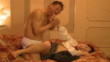 唾液愛液精液まみれ おやじと娘2 - SOKMIL(ソクミル)