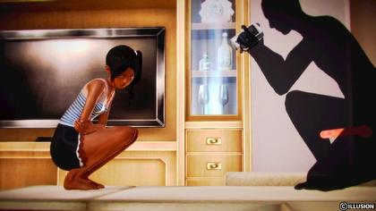 『ハニーセレクト+活発パック』イリュージョン 3DCGアニメーション+エロゲー 無料エッチシーン画像