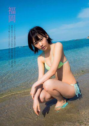 HKT宮脇咲良の水着画像が過激で抜ける part2 エロ画像が見たい!!~エロ画像まとめサイト~