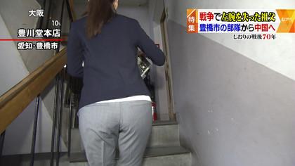 名古屋テレビの生放送で鈴木しおりアナのパンティラインがクッキリと! – エロ画像らぼ