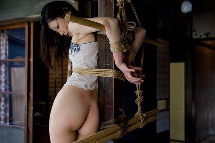 【SM☆緊縛二穴責め】呪縛緊縛二穴責めで悶絶! - SM・緊縛・調教・浣腸画像