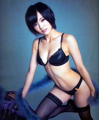 【悲報】元AKB三人目のAV女優がひどい【成瀬理沙→逢坂はるな】