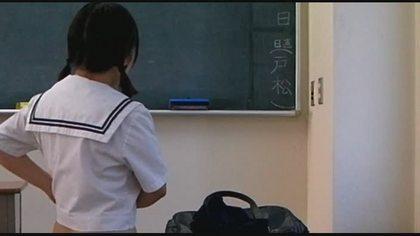 教え子中●生のスク水着替えを盗撮・流出させた変態教師420