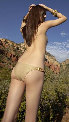 【杉本有美】乳首、モリマン、マンスジ、お尻、下着、水着、セミヌード画像!! ヌード画像アイブログ
