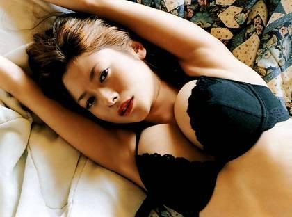 ドラマでも目立ってた女優・真木よう子(28)のGカップおっぱい画像 - お宝エログ幕府
