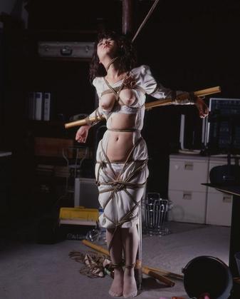 【SM☆昭和哀歌】昭和の匂いがするレトロな緊縛! Part 4 - SM・緊縛・調教・浣腸画像