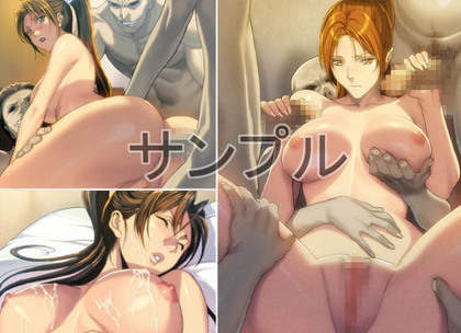 FOOL´s ART GALLERY(末次誉亮)『乳の舞』不知火舞と乱交セックス!巨乳パイズリぶっか