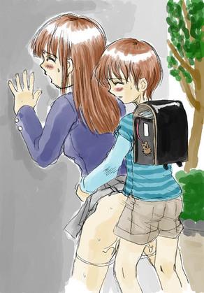 年上のお姉さん×小さい男の子【おねショタ】part52->画像>1308枚