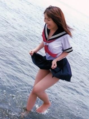 【JK】女子校生制服のエロい画像まとめ【パンチラ】