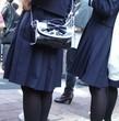 女子高生の黒タイツ画像で一日の疲れを取る[触りたくなる女体]画像集