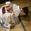 【SM☆熟女緊縛】熟女のマンコに食い込む麻縄*マンビラに錘をぶら下げて!! - SM・緊縛・調教・浣