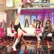 新堂本兄弟で『ももクロZ』の百田夏菜子がアクロバットで見せパンの股間を見せつけるwwエロ獣