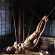 【SM☆緊縛浣腸】縛られてお尻剥き出し!アナルに刺さる浣腸器!! - SM・緊縛・調教・浣腸画像