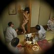 エロ画像 まとめ エッチ 部下の妻を強制裸踊り後に輪姦