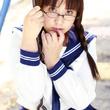 エロ眼鏡っ娘画像02
