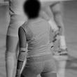 【スポーツ画像】赤外線盗撮でパンティとブラが丸見えの女子バレーボール選手エロすぎシコたwww