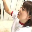 体操服の可愛い女の子が体育の先生にフェラチオ! 最後は口内射精で精子ごっくんしちゃいます!