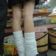 女子高生画像!ミニスカなJKのおいしそうなナマ足・太もも画像をどうぞ! : エロMAXライフ