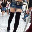 足フェチエロ魔神:きれいな脚なら100ポイントアップのニーハイ娘 - livedoor Blog(ブ