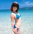 3次元 青い海と白い砂浜、そしてHな水着のお姉さん画像 [ 多次元えろぐ ]