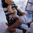 無修正ロリエロ動画像 ■【女子高生SM】制服女子●生を緊縛して羞恥の浣腸責め♪