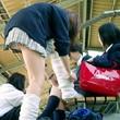 パステル女学園 更新情報 【画像】ルーズソックス履いてパンチラJK