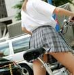 【JKエロ】短すぎる?!女子高生のミニスカ画像まとめ【制服パンチラ】